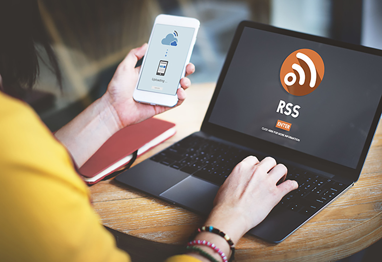 benefits of RSS feeds for digital signage