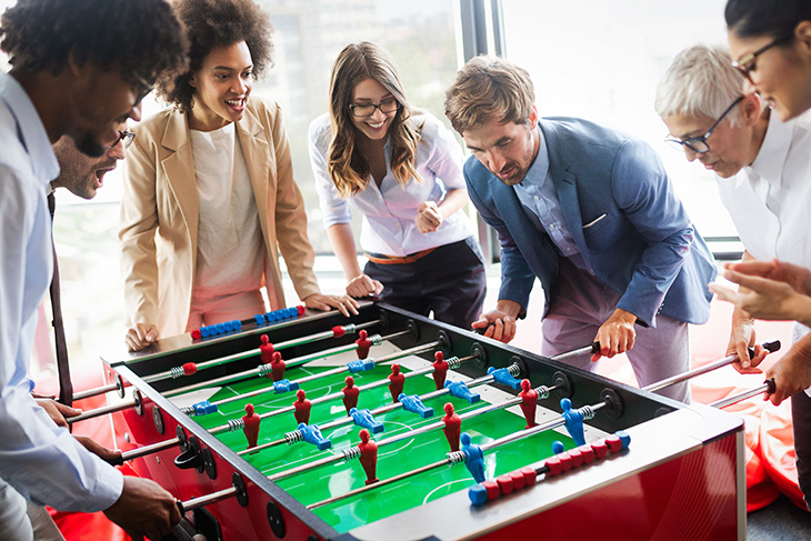 games in office